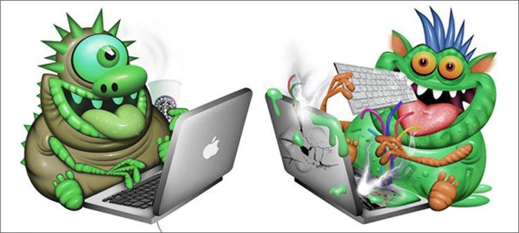 современные компьютерные вирусы